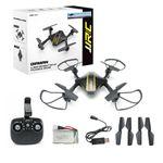 DS24 JJRC H44WH Diaman Drohne mit FPV 720P Kamera - Selfie Pocket Quadrocopter