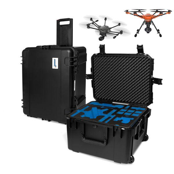Yuneec H520 oder H Plus Transportkoffer Platz für Kamera, ST16S Fernsteuerung, 6 Akkus und Zubehör – Bild 1