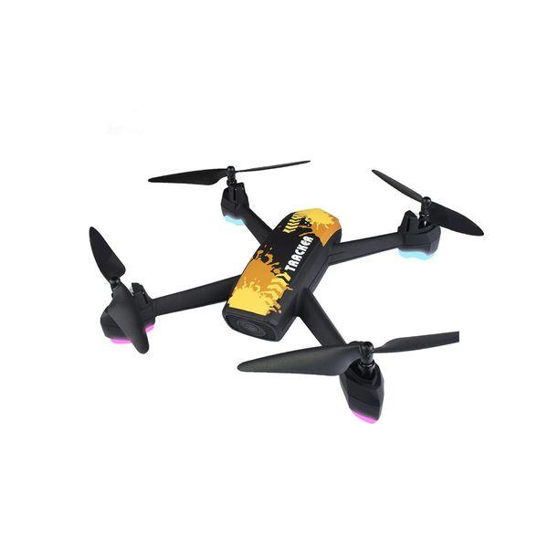 JXD 518 Outdoor Quadrocopter GPS Wifi FPV 720P Kamera höhenstabil gelb – Bild 2