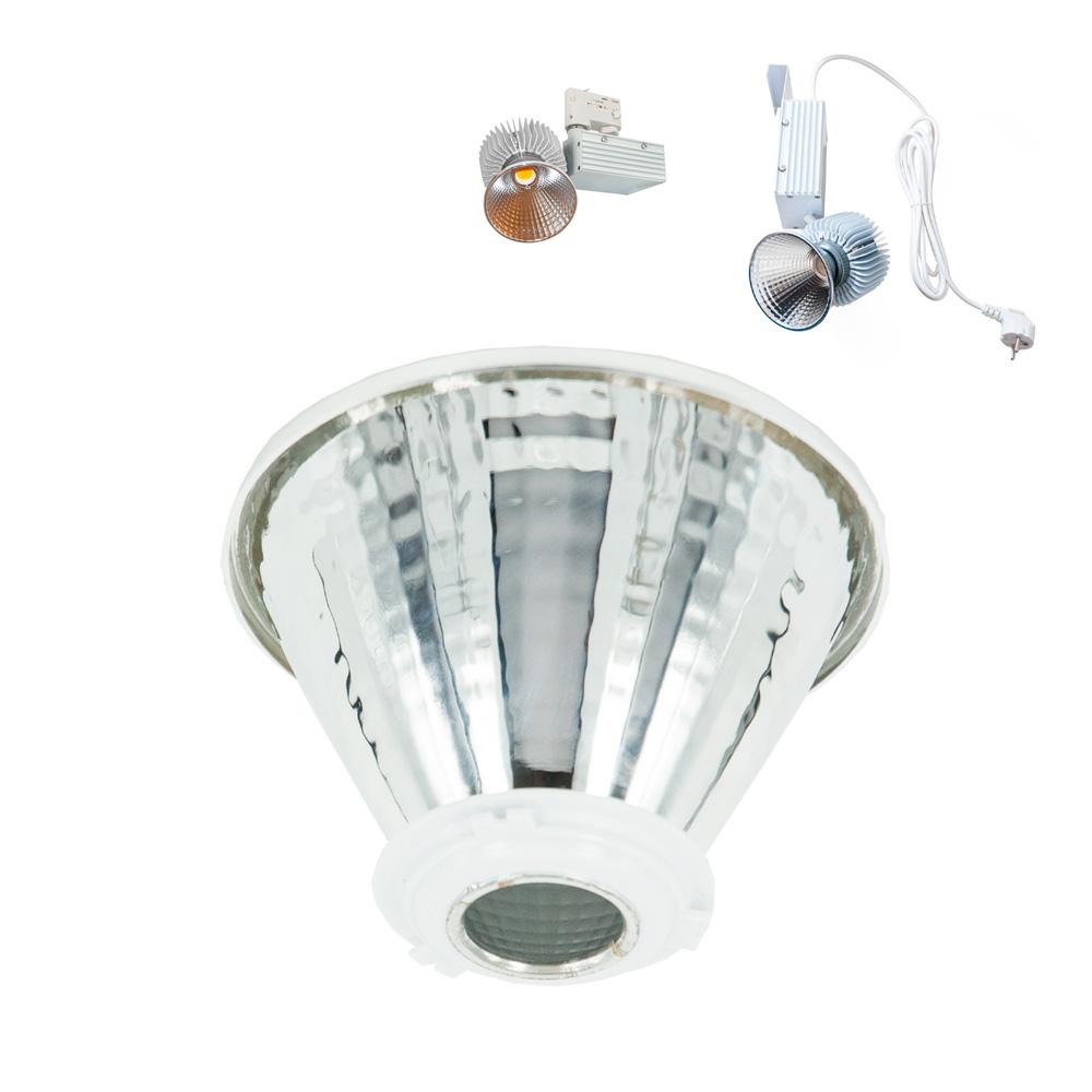 CLE Reflektor 38 Grad für XFST007LED und LIPORTA11LED für Philips FORTIMO SLM LED Modul