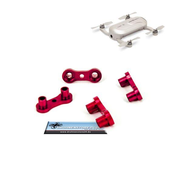 DS24 Halterung für Zerotech Propeller Metall für Dobby Selfie Drohne 4er Set – Bild 1