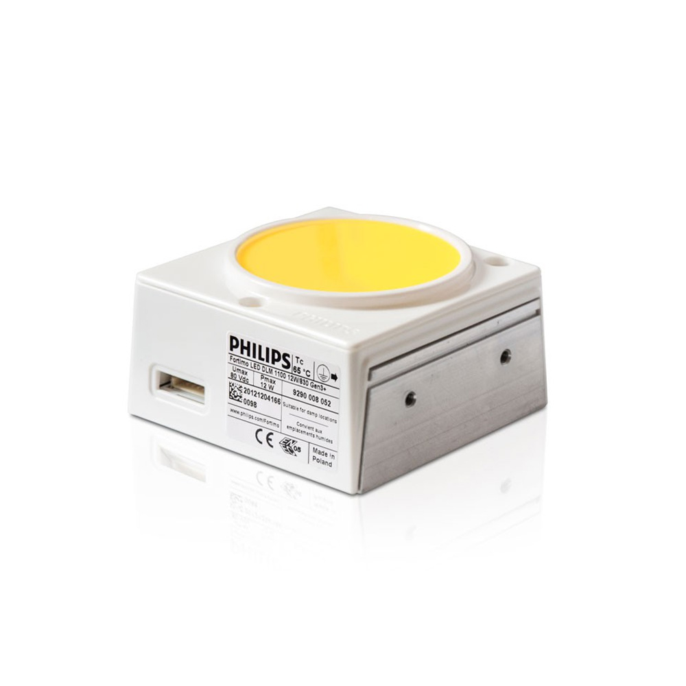 Philips FORTIMO LED DLM Downlight MODUL 1100lm 10W 840 230V