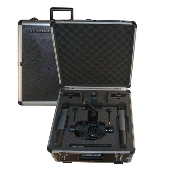 Yuneec ProAction mit GB603 im Alu Koffer EU passend für Panasonic GH4 und Sony Alpha 7-Serie – Bild 2