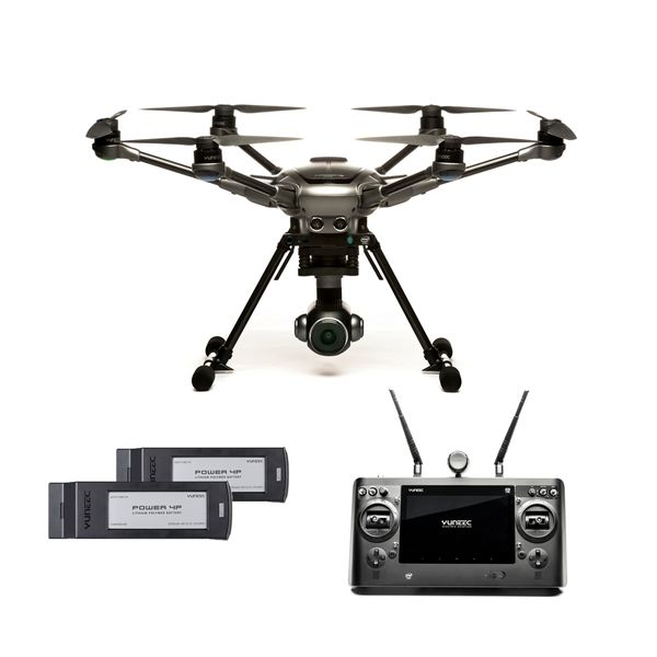 Yuneec Typhoon H Plus Intel RealSense Technologie ST16S mit C23 Kamera 20MP  – Bild 1