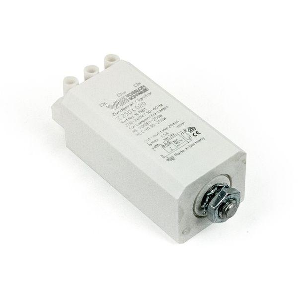 Elektronisches Zündgerät für 70- 250W HQI KVG Vorschaltgeräte - Entladungslampen