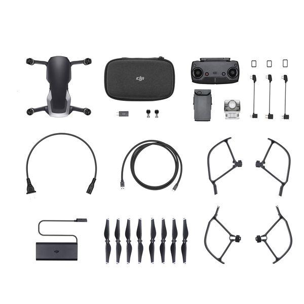 DJI Mavic Air Onyx Black Quadrocopter 4K Kamera 3-Achs Gimbal – Bild 5