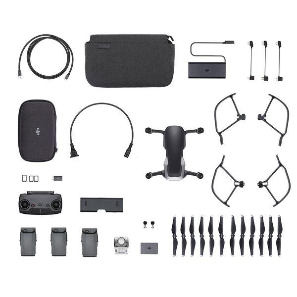 DJI Mavic Air Fly More Combo Onyx Black Quadrocopter 4K Kamera 3-Achs Gimbal – Bild 6