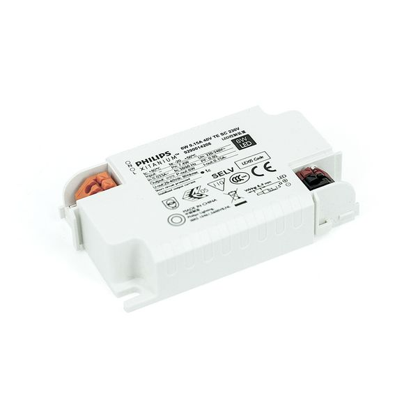 Philips Xitanium Mini LED Treiber 6W 0.15A 40V TE SC 230V Dimmbar – ohne Zugentlastung