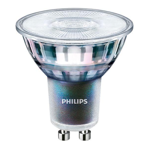 Philips MASTER LEDspot ExpertColor 5,5W Ersetzt 50W GU10 930 36Grad DIM 375lm 3000K warmweiß extra