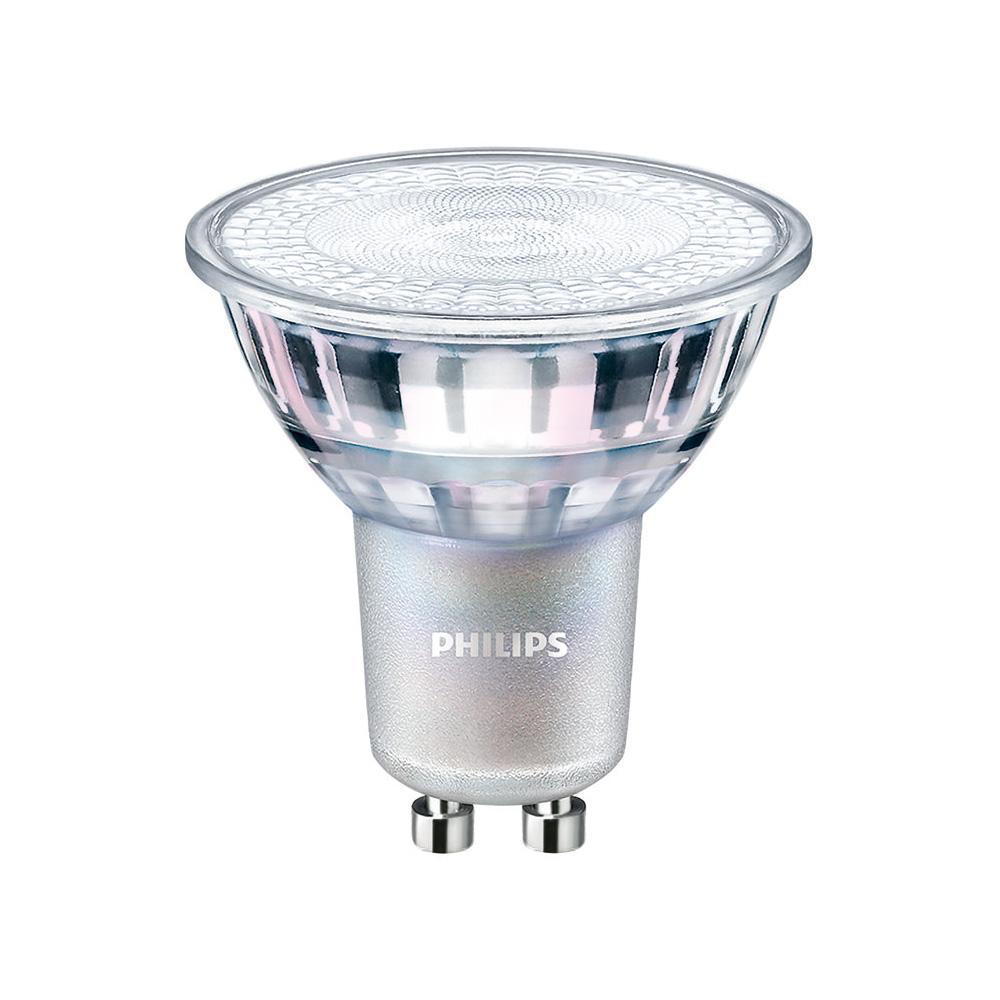 Philips MASTER LEDspot Value 3,7W Ersetzt 35W GU10 927 60 Grad DIM 260lm 2700K warmweiß extra