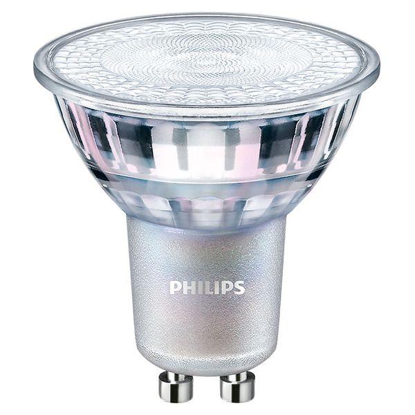 Philips MASTER LEDspot Value 4.9W Ersetzt 50W GU10 927 36 Grad DIMTone 355lm 2700-2200K warmweiß extra