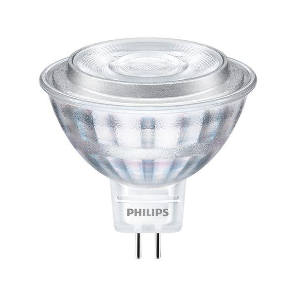 Philips MASTER LEDspot 8W Ersetzt 50W GU5.3 MR16 840 36 Grad 630lm -*A