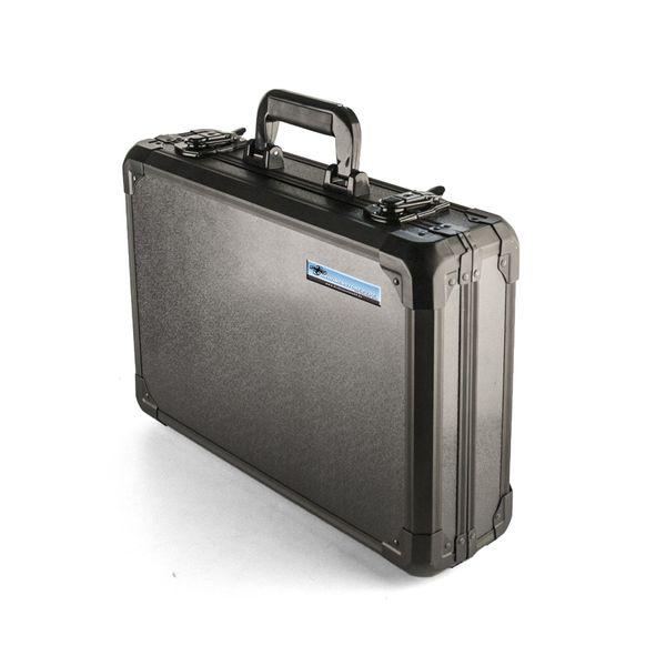 DS24 Profi Transportkoffer schwarz für DJI Mavic AIR - Aluminium Koffer – Bild 4
