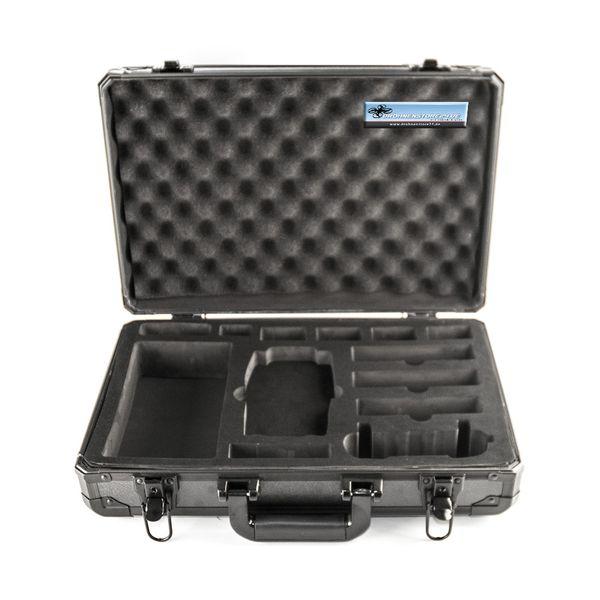 DS24 Profi Transportkoffer schwarz für DJI Mavic AIR - Aluminium Koffer – Bild 3