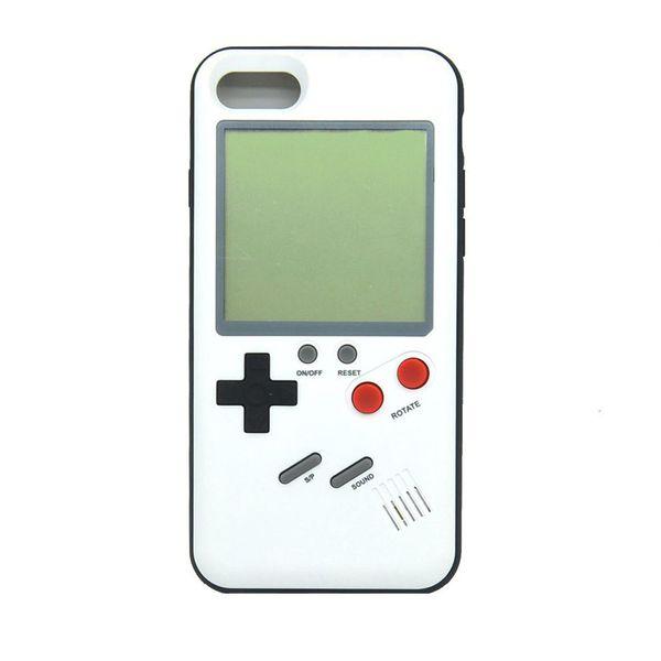 Retro Game Case Schutzhülle für iPhone 6/6S weiß echte Spielekonsole – Bild 3