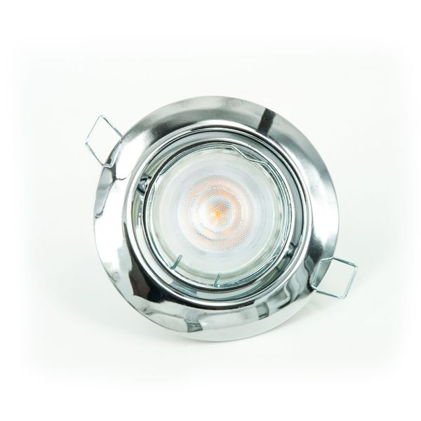 CLE LED Downlight Einbauleuchte 3830 nickel Philips LEDspot 4,5