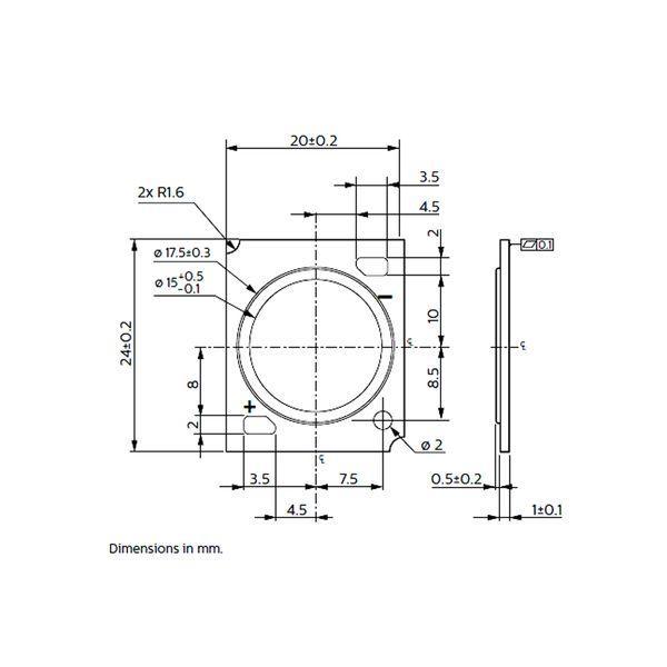 Philips Fortimo SLM LED Module C 830 PW 1208 L15 2024 G7 – Bild 3