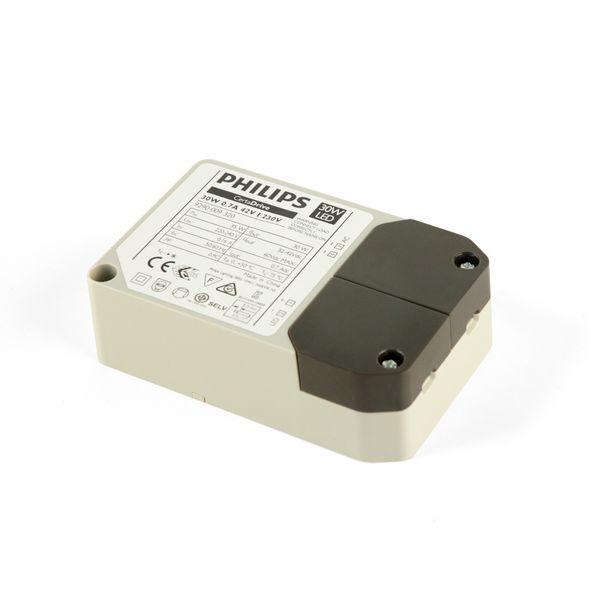 Philips CertaDrive G2 LED Driver 30W 0.07A 42V I 230V mit Zugentlastung – Bild 1
