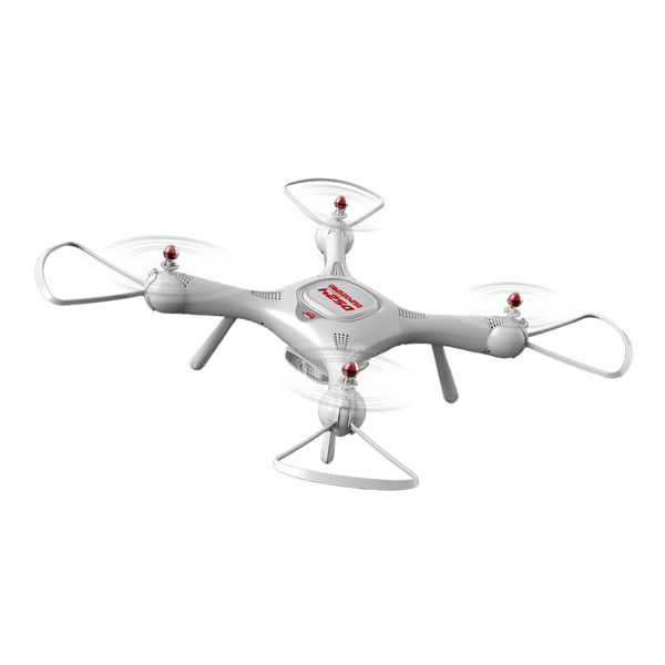 DS24 X25 Pro GPS Wifi FPV Quadrocopter Weiß Edition  – Bild 2