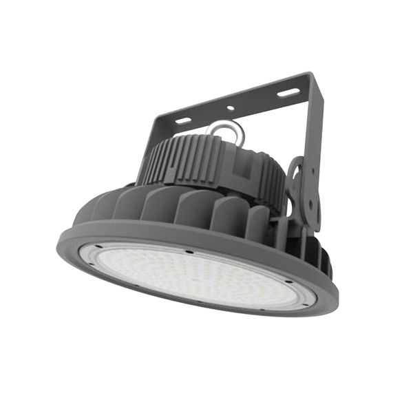 CLE LED Hallenleuchte 60 Grad UFO HIGH BAY 100W Shoplight 4000K 13000lm A+