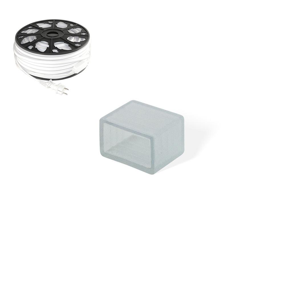 CLE Endkappe für LED Schlauch Neon Flex