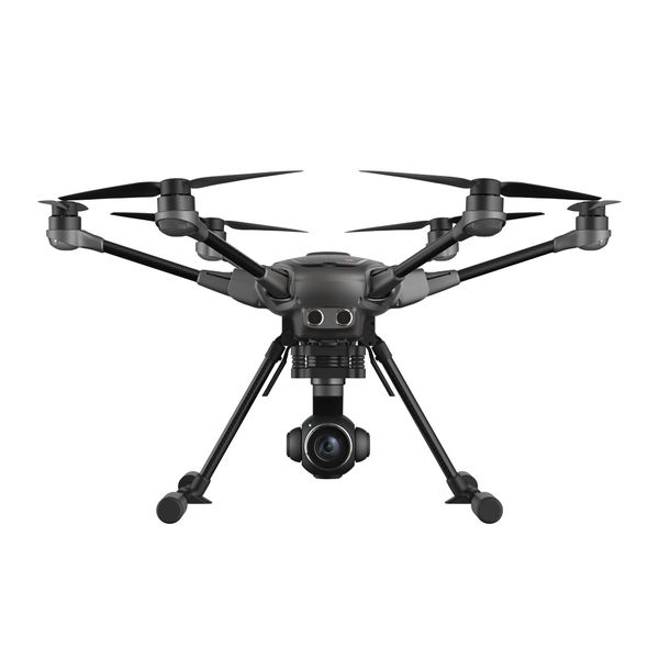 Yuneec Typhoon H Plus Travel-Set Koffer 3x Akku ST16S mit C23 Kamera 20MP – Bild 8
