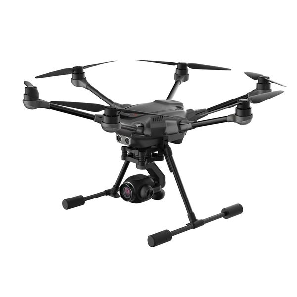 Yuneec Typhoon H Plus Travel-Set Koffer 3x Akku ST16S mit C23 Kamera 20MP – Bild 2