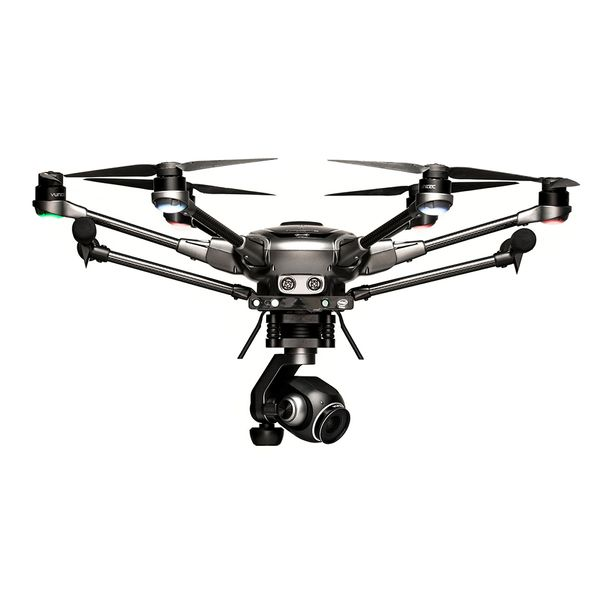 Yuneec Typhoon H Plus Real-Sense Travel-Set Koffer 3x Akku ST16S mit C23 Kamera 20MP – Bild 2