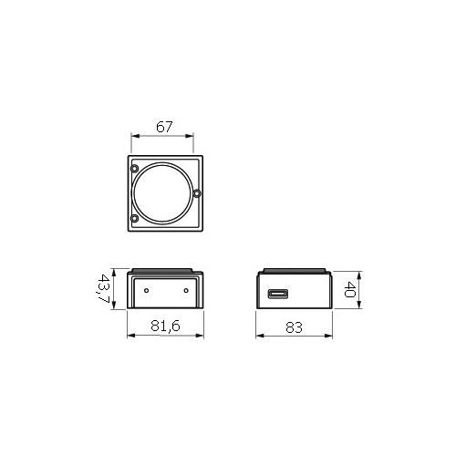 Philips FORTIMO LED DLM MODUL 2000 22W 840 Gen 3 – Bild 3