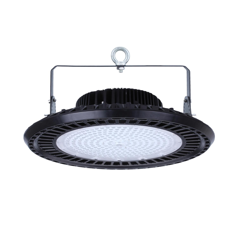 CLE LED Hallenleuchte 60 Grad UFO HIGH BAY 160W Shoplight 3500K 20800lm A+
