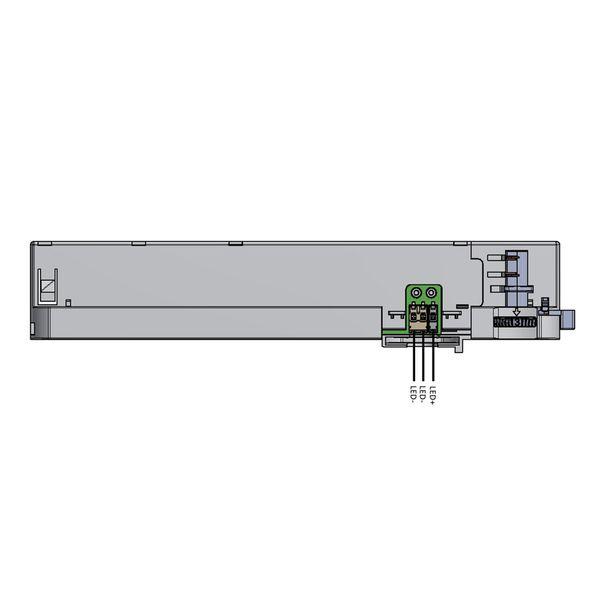 Philips LED 3 Phasen Adapter Xitanium  900-1050mA 30-40V 42W 230V schwarz Trafo Netzteil Netzgerät Konstantstromtrafo  – Bild 3
