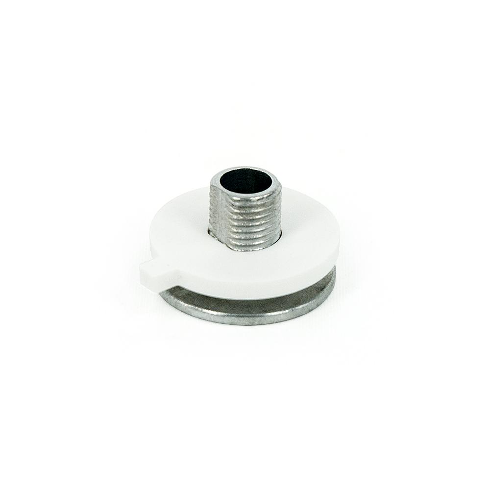 Philips Montagenippel X1 zu LED 3 Phasen Adapter Xitanium weiß