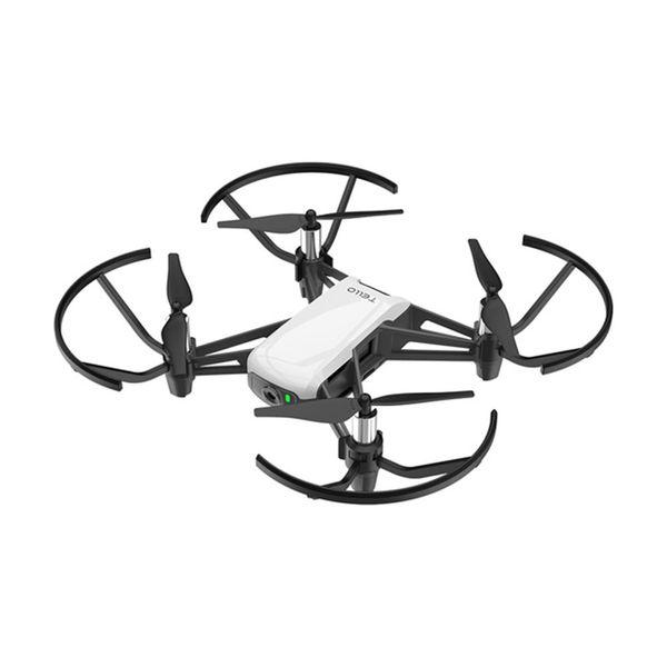 Ryze Tello Boost Combo Drohne mit 3 Akkus, Ladehub, Micro USB Kabel, Propeller und Propellerschutz – Bild 2