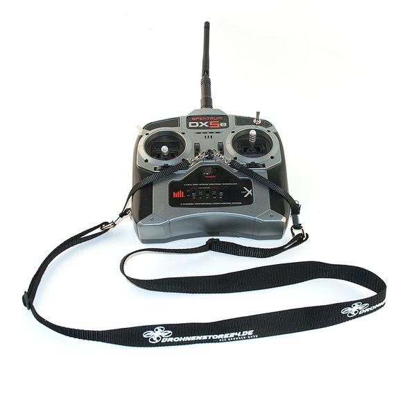 DS24 Universal 4 Punkt Gurt - Tragegurt Sendergurt für Bodenstation ST 16 ST16S – Bild 3