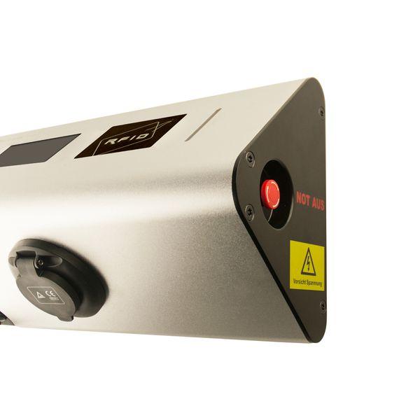 Industrie Wallbox STG 3 Phasig 400V 11kW 3x16A Typ 2 Steckdose für Elektrofahrzeug Hybrid EV – Bild 2