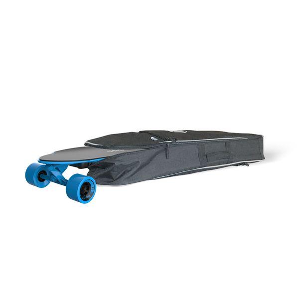 Yuneec EGO 2 E-Longboard Royal Wave plus Transporttasche, LED Licht und weiteres Zubehör – Bild 4