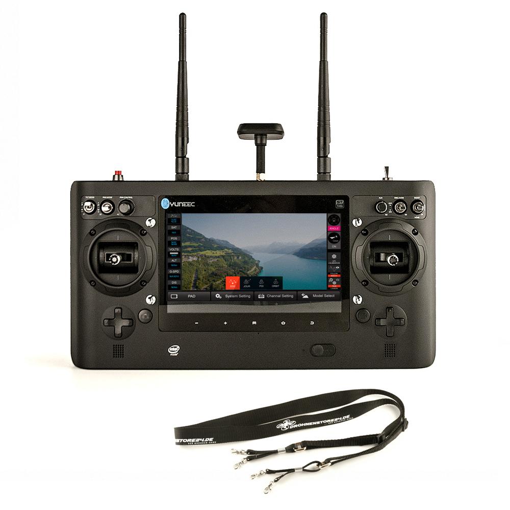 Ersatz Sender ST16 Bodenstation + gratis DS24 Universal 4 Punkt Gurt - Sendergurt
