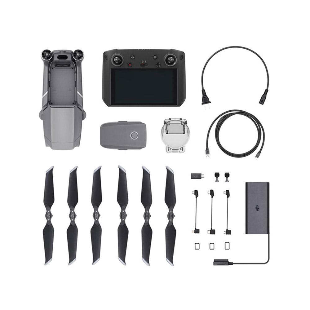 DJI Mavic 2 Pro Drohne Drone mit Hasselblad-Kamera und Smart Fernsteuerung