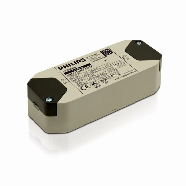 Philips CertaDrive LED Driver 350mA 32-42V 15W I 230V Trafo Netzteil Netzgerät Konstantstromtrafo-*A – Bild 1