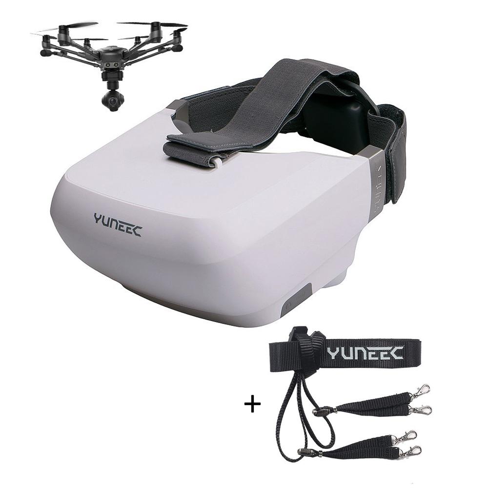 Yuneec SkyView Videobrille für Typhoon H H520 plus ST16 Umhängegurt