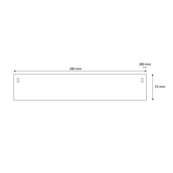 Philips Fortimo LED Line 1ft 1100lm 840 3R HV1  – Bild 3