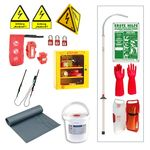 Wallbox24 Satz Ausrüstung einer Hochvolt Werkstatt Sicherheit HV-Einsatz