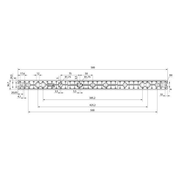 Philips Fortimo LED Line 2ft 1250lm 830 2R HV1 – Bild 3
