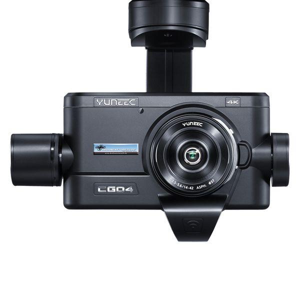 Yuneec Tornado H920 Plus CGO4 Kamera ST16 Alu Koffer ProAction Grip – Bild 4