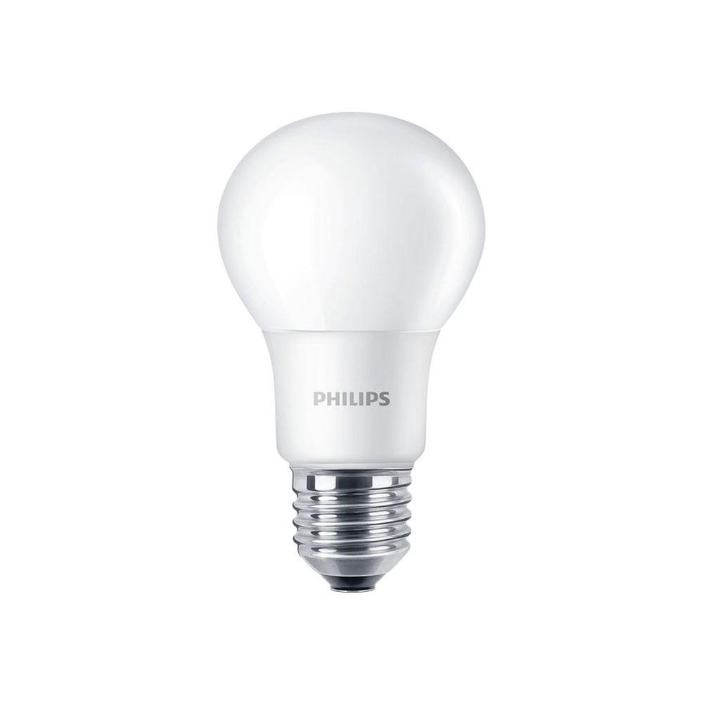 Philips CorePro LEDbulb Dimmbar 5W Ersatz für 40W A60 E27 927 470lm 2700K matt