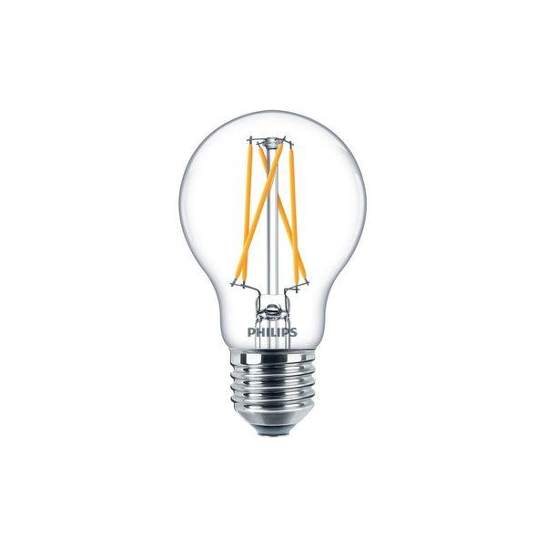 Philips CorePro LEDbulb 6,7W(40W) A60 E27 927 470lm 2200-2700K klar FIL DIMTONE