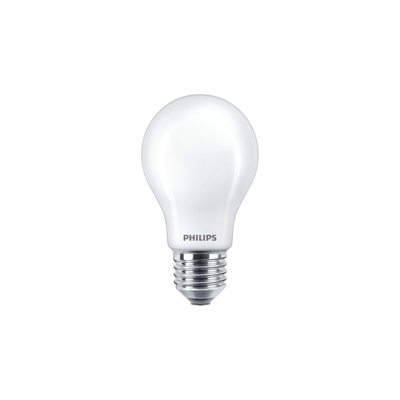 Philips Classic LEDbulb 10,5W Ersatz für 100W A60 E27 827 1521lm 2700K matt FIL