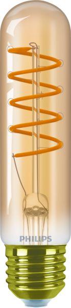 Philips Classic LEDbulb 5,5W(25W) T32 E27 820 250lm 2000K gold Vintage dimmbar