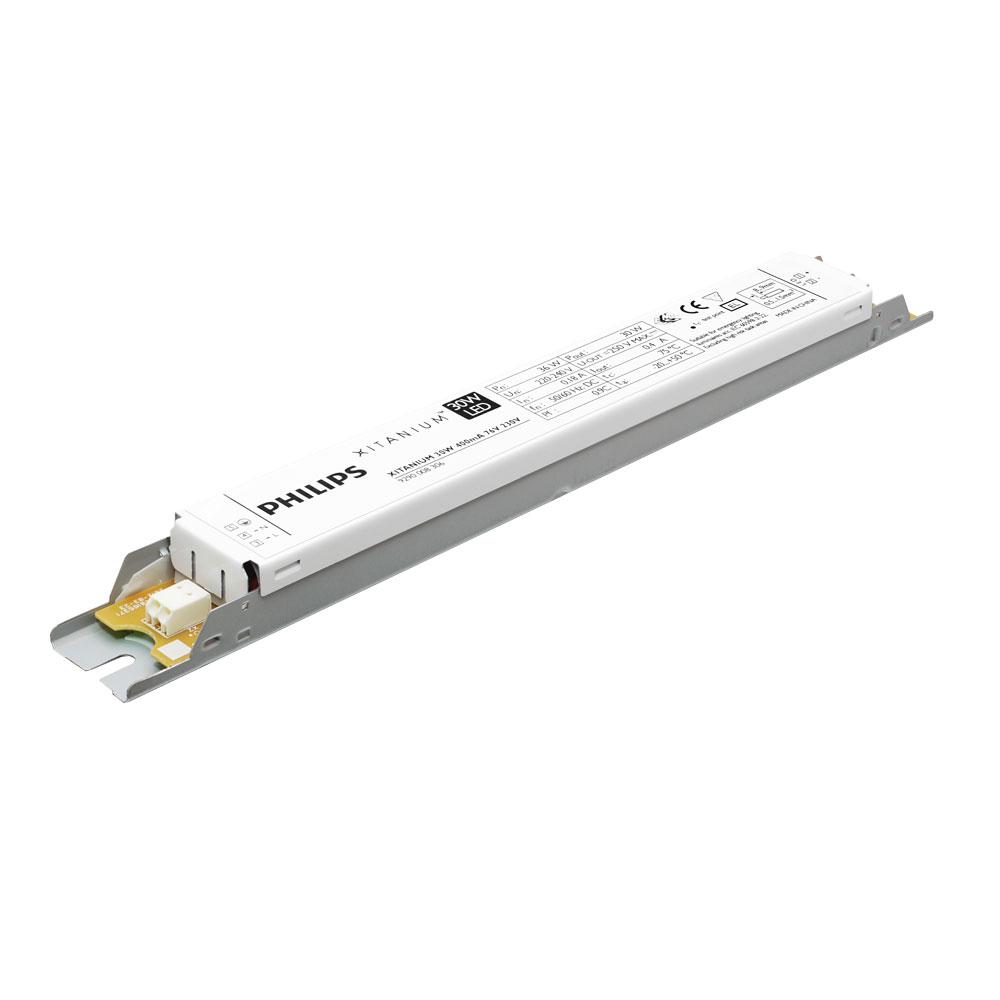 Philips Xitanium LED Driver 400mA 76V 30W 230V Konstantstrom Trafo Netzteil Netzgerät  -*A
