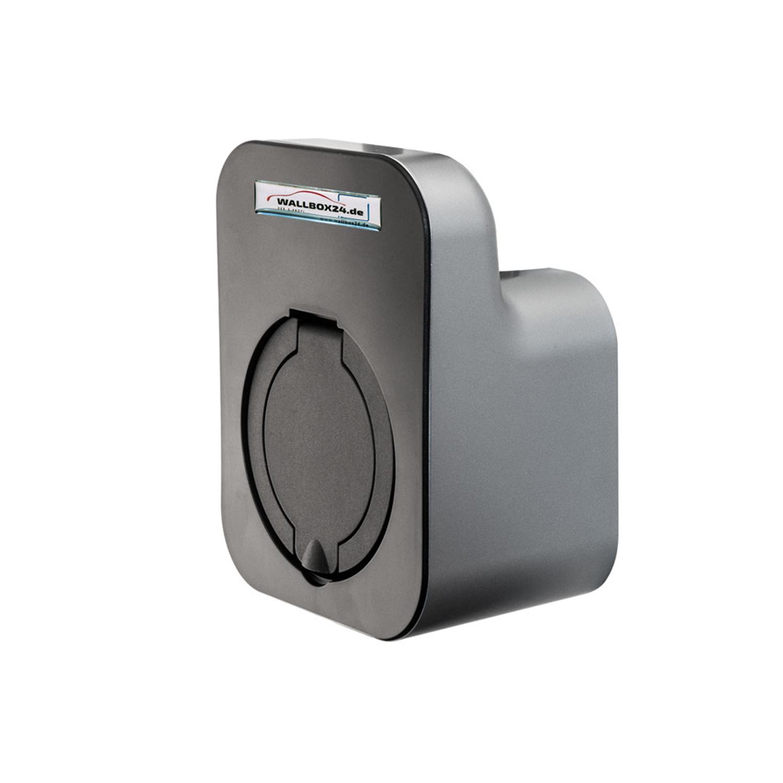 Wallbox24 Aufbau Steckdose IP54  3 Ph 400V 32A Typ 2 Wallbox Ladestation Ersatz Wallbox24